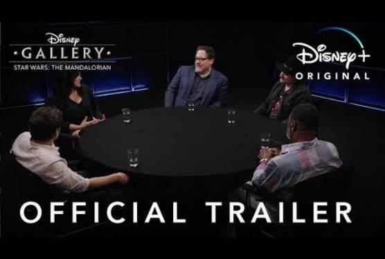 Disney Gallery: The Mandalorian Trailer