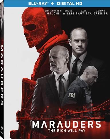Marauders Blu-ray Review