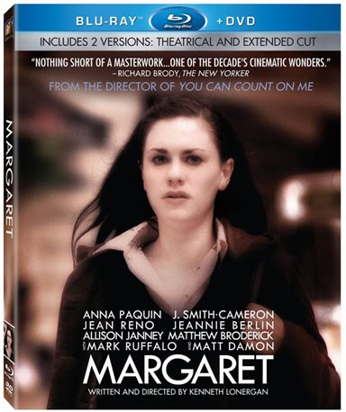 Margaret Blu-ray Review