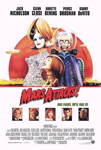 Mars Attacks! © Warner Bros.. All Rights Reserved.