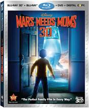 Mars Needs Moms Blu-ray Review