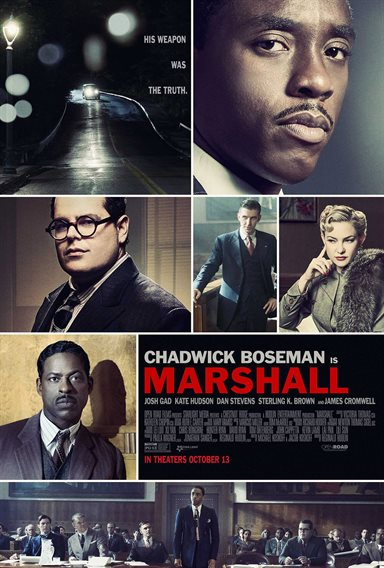 Marshall © Open Road Films. All Rights Reserved.