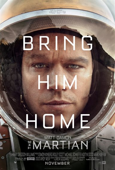 The Martian © 20th Century Fox. All Rights Reserved.