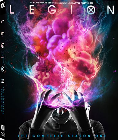Legion: The Complete First Season Blu-ray Review
