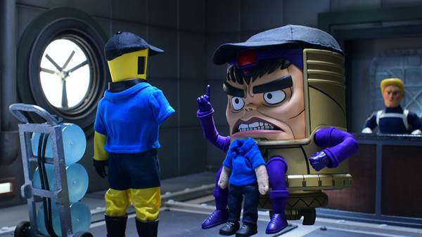 Marvel's M.O.D.O.K. © Hulu. All Rights Reserved.