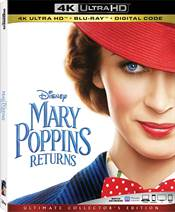 Mary Poppins Returns 4K Ultra HD Review