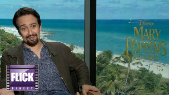 Lin-Manuel Miranda Interview