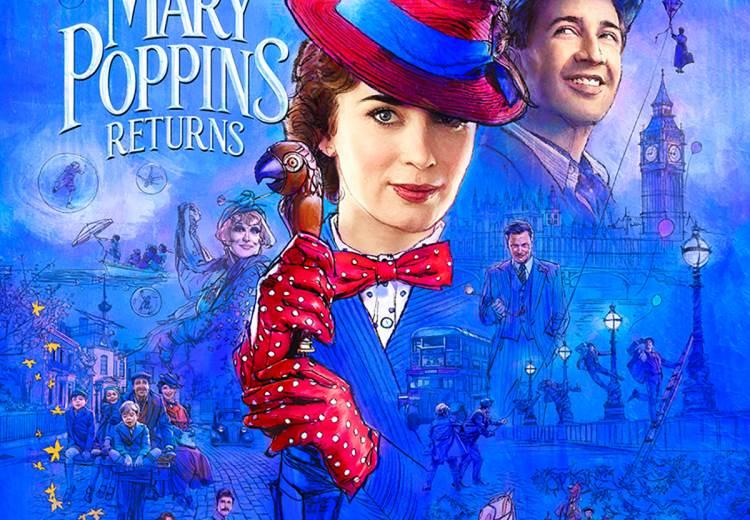 Movie Database Mary Poppins Returns