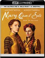 Mary Queen of Scots 4K Ultra HD Review