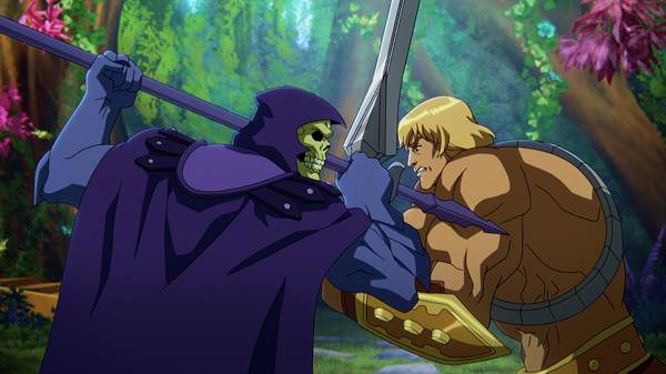 Masters of the Universe: Revelation © Netflix. All Rights Reserved.