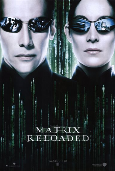 The Matrix Reloaded © Warner Bros.. All Rights Reserved.