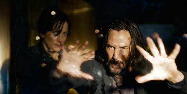Matrix Resurrections © Warner Bros.. All Rights Reserved.