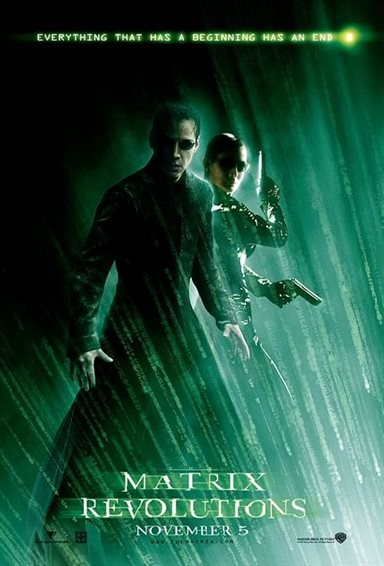 The Matrix Revolutions © Warner Bros.. All Rights Reserved.