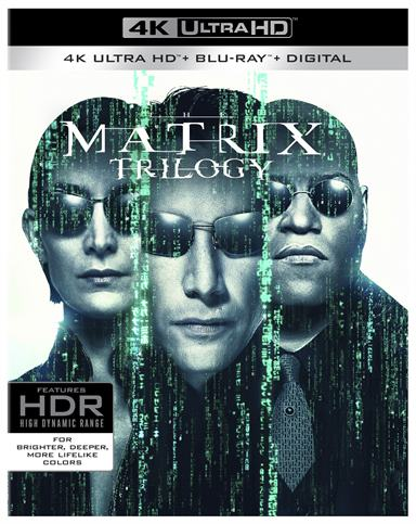 The Matrix Trilogy 4K Ultra HD Review