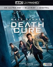 The Maze Runner: The Death Cure 4K Ultra HD Review