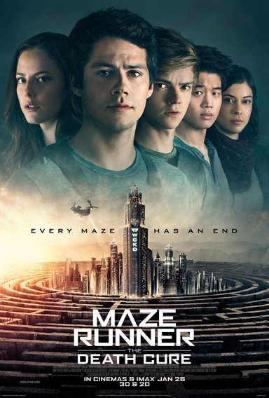 The Maze Runner: The Death Cure © 20th Century Fox. All Rights Reserved.
