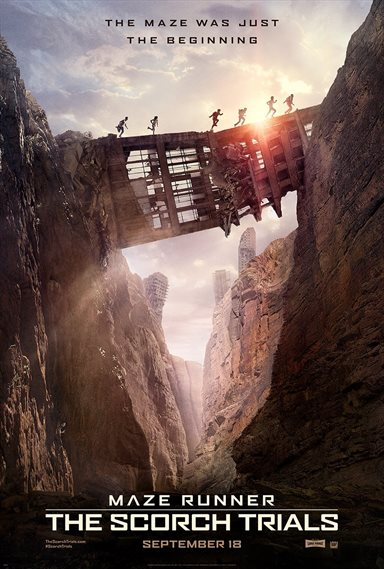 The Maze Runner: Scorch Trials © 20th Century Fox. All Rights Reserved.