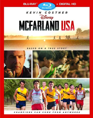 McFarland, USA Blu-ray Review