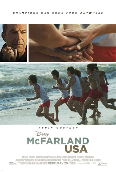 McFarland, USA © Walt Disney Pictures. All Rights Reserved.
