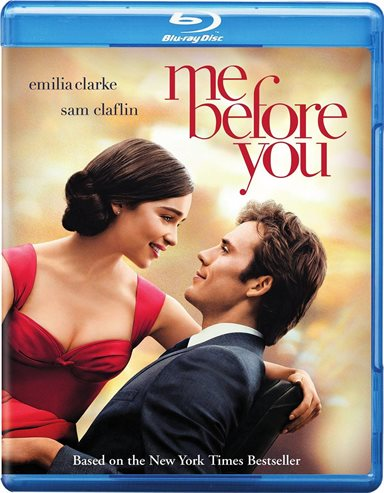 Me Before You Blu-ray Review