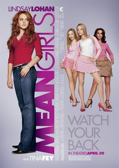 Mean Girls © 20th Century Fox. All Rights Reserved.