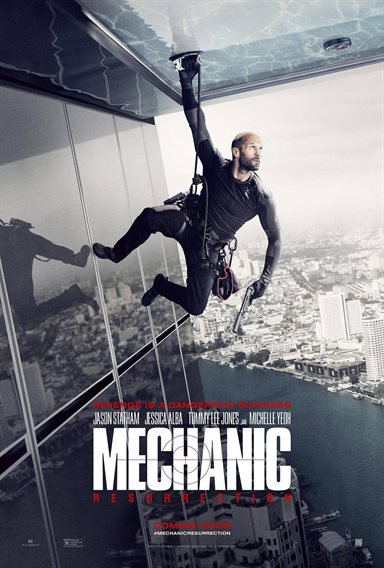 Mechanic: Resurrection © Summit Entertainment. All Rights Reserved.