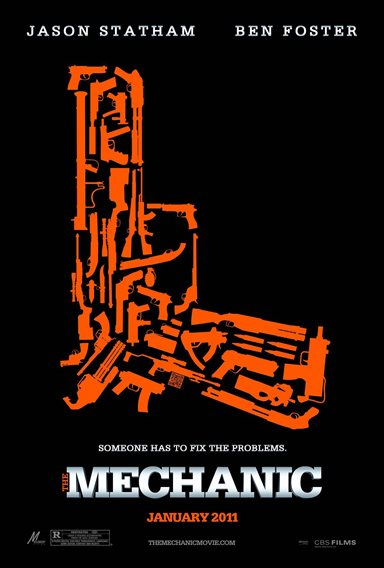 The Mechanic © CBS Films. All Rights Reserved.