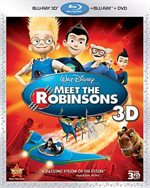 Meet The Robinsons Blu-ray Review