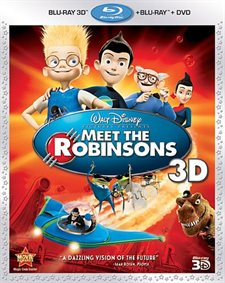 Meet The Robinsons 3D Blu-ray Review