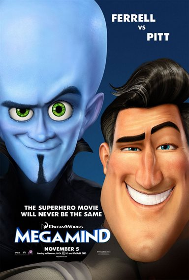 Megamind Theatrical Review