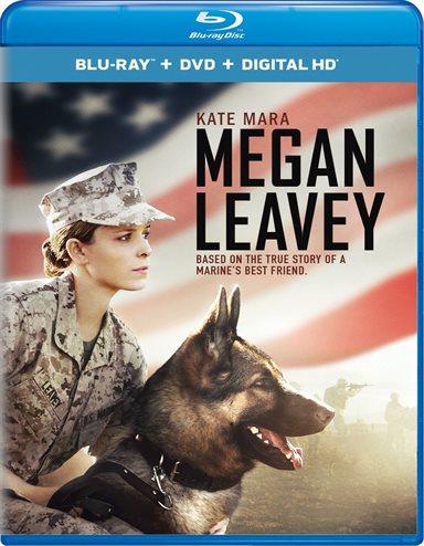 Megan Leavey Blu-ray Review