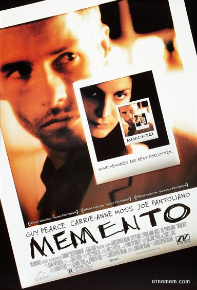 Memento © Summit Entertainment. All Rights Reserved.