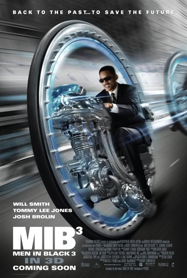 Men in Black III © Columbia Pictures. All Rights Reserved.
