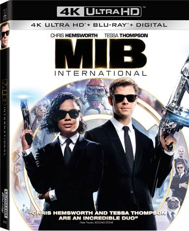 Men in Black: International 4K Ultra HD Review