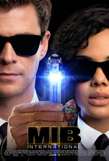 Men in Black: International Theatrical Review