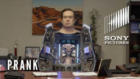 Alien Dealership Prank