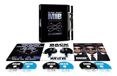 Men in Black Trilogy 4K Ultra HD Review