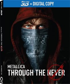 Metallica: Through the Never Blu-ray Review