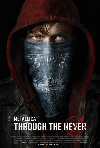 Metallica: Through the Never Theatrical Review
