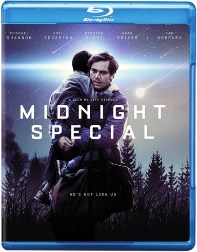 Midnight Special Blu-ray Review