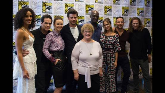 Midnight, Texas Speaks To FlickDirect About Their New Show | SDCC 2017