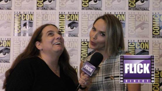 NBC Midnight, Texas Cast Speaks To FlickDirect | SDCC 2018