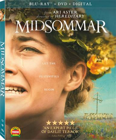 Midsommar Blu-ray Review