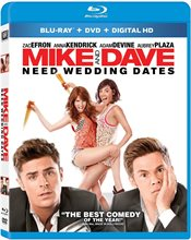Mike and Dave Need Wedding Dates Blu-ray Review