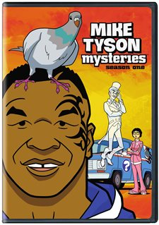 Mike Tyson Mysteries: The Compete First Season DVD Review