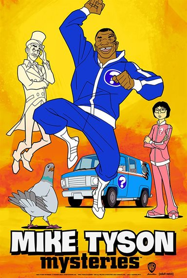 Mike Tyson Mysteries © Warner Bros.. All Rights Reserved.