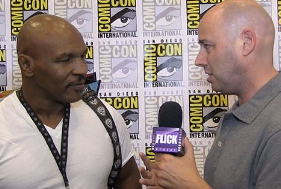 Interview With Mike Tyson