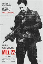Mile 22 Theatrical Review