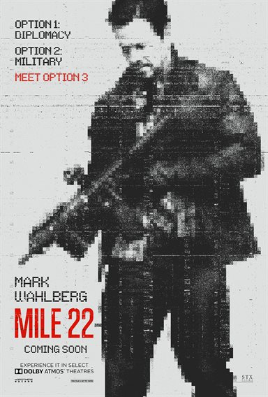 Mile 22 © STX Entertainment. All Rights Reserved.