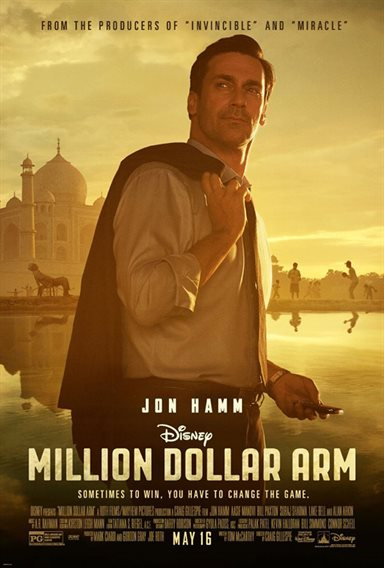 Million Dollar Arm © Walt Disney Pictures. All Rights Reserved.